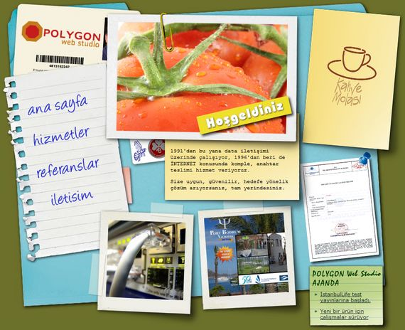 Polygon Web Studio
